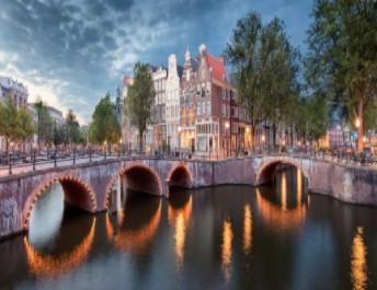Амстердам - глоток свободы 2 дня в Амстердаме + Берлин и Прага