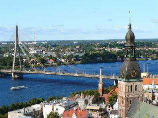 Латвия Рига + круиз в Стокгольм