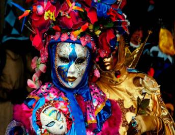 Венгрия Венецианский карнавал