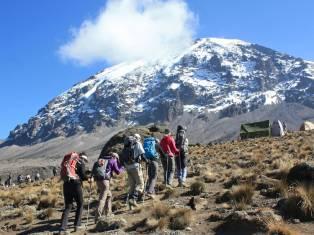 Восхождение на Килиманджаро + отдых на Занзибаре
