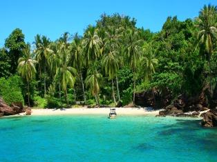 Вьетнам Отдых на диком острове Фу Куок