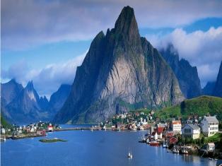 Норвегия Скандинавия. Вся правда о викингах