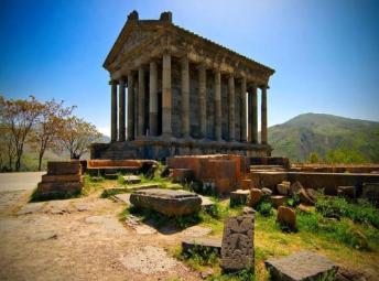 Майские праздники в Армении