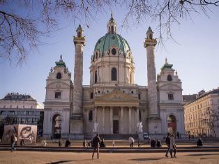 Мюнхен и компания: Краков, Прага, Вена!