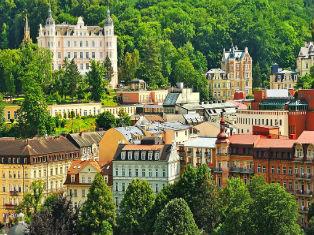 Чехия Пражское великолепие + Вена