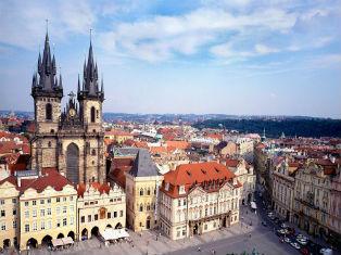 Чехия Пражская сказка + Мюнхен