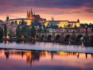 Чехия Там, где бьется сердце Европы