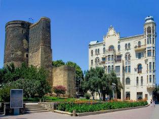 Азербайджан Азербайджан - страна чудес