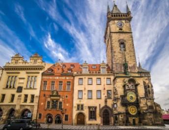 Прага и Дрезден #нашилюдивезде