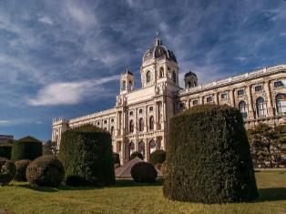 Австрия Очаровательная Вена