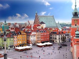 Польша Приключения в Европе