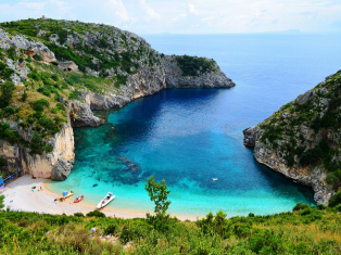 Албания Мой летний романс или как сладок шум прибоя