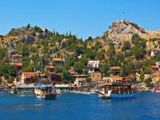 Турция Отдых в Турции из Киева 2019 по раннему бронированию