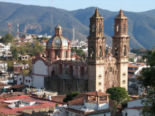 Мехико и пирамиды Теотиуакана
