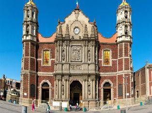 Мехико, пирамиды Теотиуакана и три музея