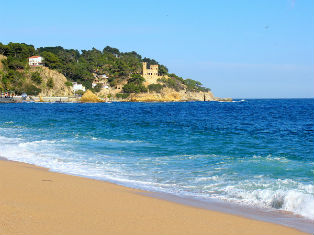 Испания Отдых на побережье Коста-Брава