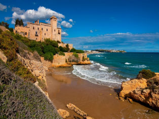 Испания Отдых на побережье Коста-Дорада