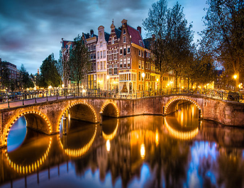Лайк там, где Амстердам!