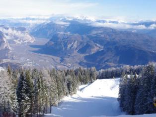 Италия Мое зимнее приключение в Италии