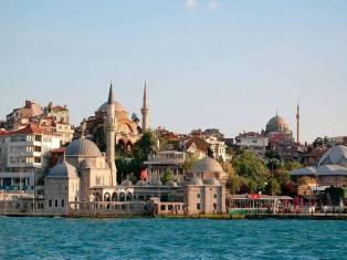 История континента - Стамбул из Киева