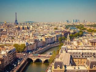 Франция Очарование старого ПарижаПакет Классический