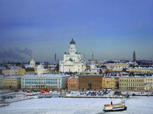 Финляндия Финляндия... зимняя сказка