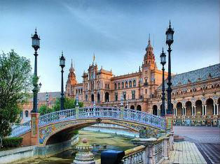 Испания ВЕЛИКОЛЕПНАЯ ИСПАНИЯ