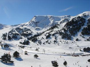 Андорра В Андорру на лыжи!