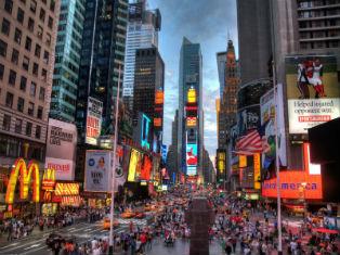 США Рождество: Нью-Йорк, Нью-Йорк Экскурсионная программа