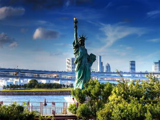 США Нью-Йорк, Бостон и Ниагара
