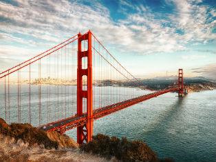 США Золото Калифорнии