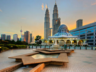 Малайзия Куала-Лумпур-Лангкави c авиаперелетом