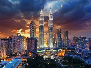 Малайзия Куала-Лумпур-Борнео c авиаперелетом