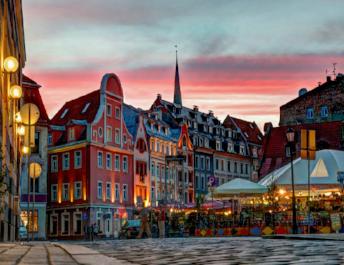 Эстония Балтийские берега Стокгольм, Таллин + Рига !