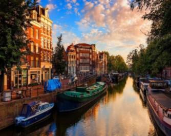 Мы едем в Амстердам