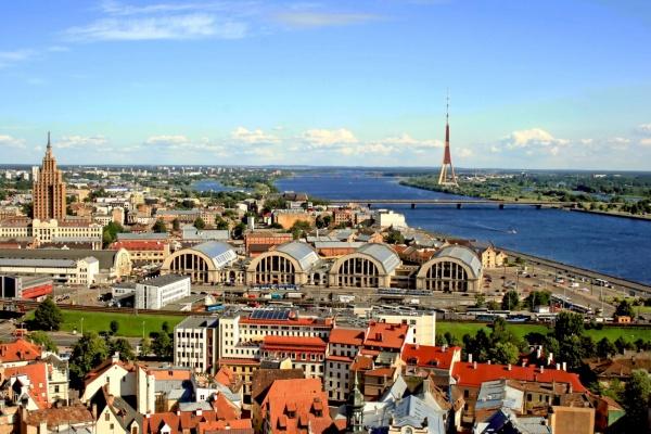 Рига, Таллин + Хельсинки