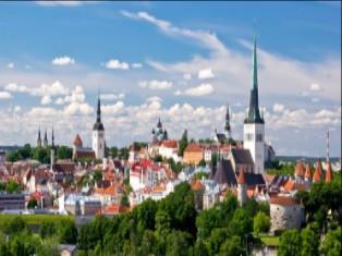 Эстония Рига, Таллин + Хельсинки
