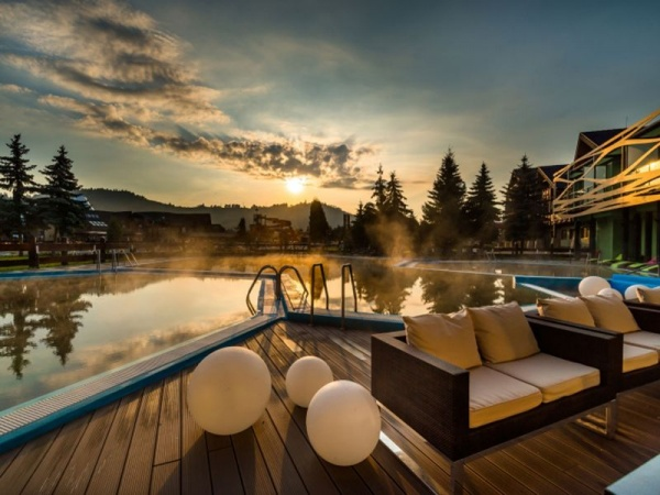 Словакия Бешенева -термальный отдых по словацки