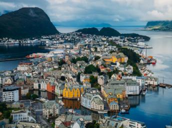Покоренные красотой... Скандинавия и Фьорды!