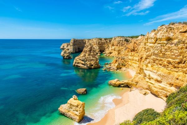 Португалия Отдых в Португалии - Алгарве