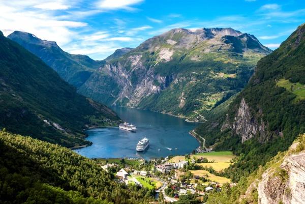Норвегия Сердце Севера - фьордыВыезд из Киева