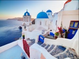 Греция Туры на Санторини из Киева