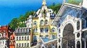 Чехия Лечение и отдых в Карловых ВарахSPO. Hotel Esplanade 3*