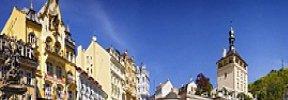 Чехия Лечение и отдых в Карловых ВарахSPO. Hotel Jessenius 3*