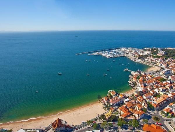 Португалия Солнечная Португалия