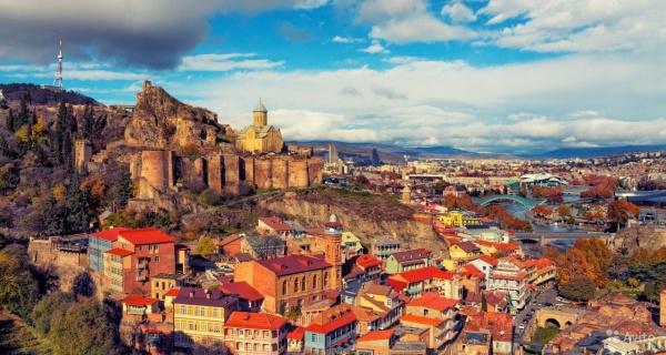 Грузия Тур на день рождения Тбилиси – Тбилисоба!