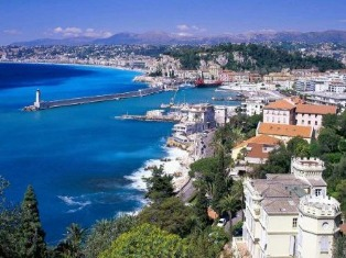 Италия Бриз лигурийского моря (отдых на море)