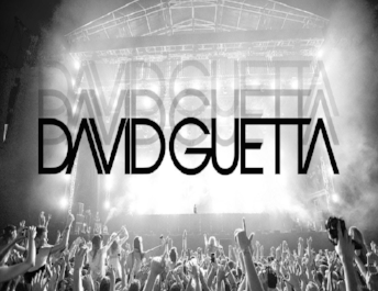 Концерт David Guetta в Мюнхене