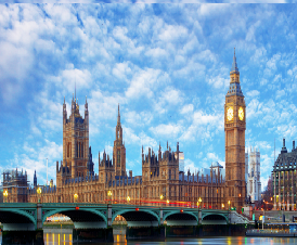 Гранд тур по Великобритании
