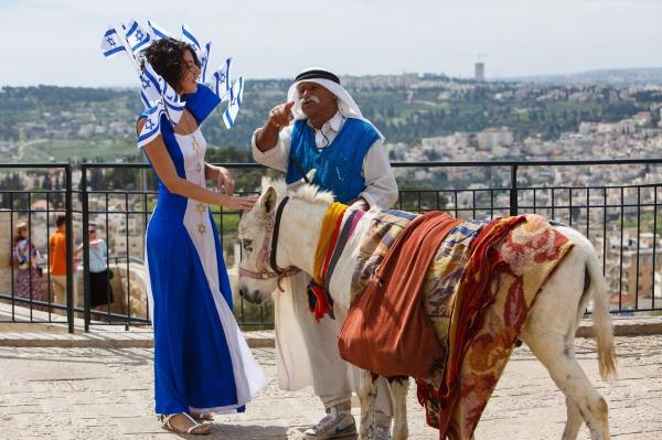 Групповой тур Золотой Иерусалим и Вечный Вифлеем с авиа